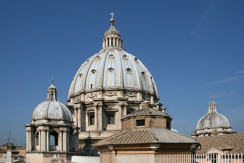 La Basilica di San Pietro in Vaticano