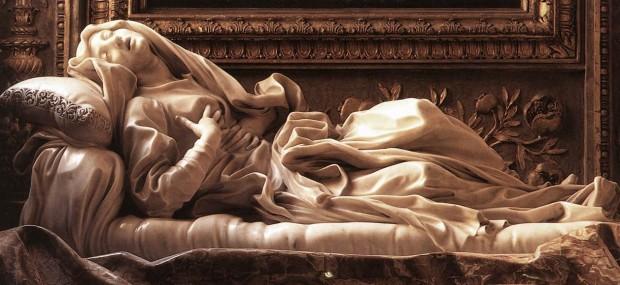 Bernini- Beata Ludovica Albertoni