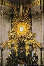 Gian Lorenzo Bernini - Cattedra di San Pietro