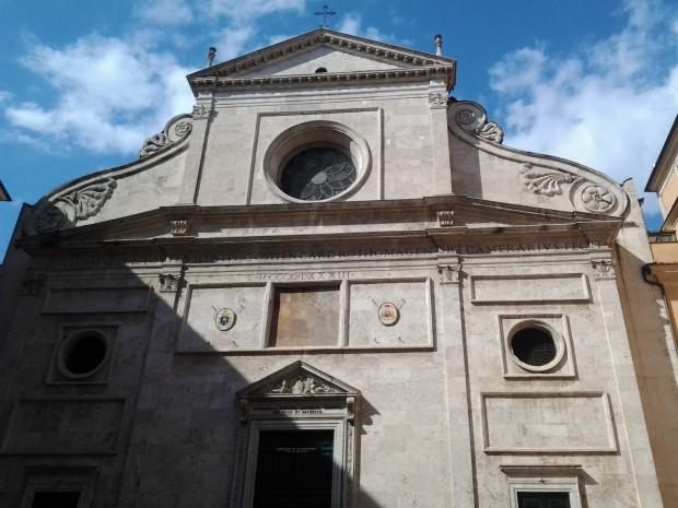 basilica di sant'Agostino a Roma