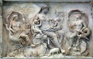 Saturnia Tellus