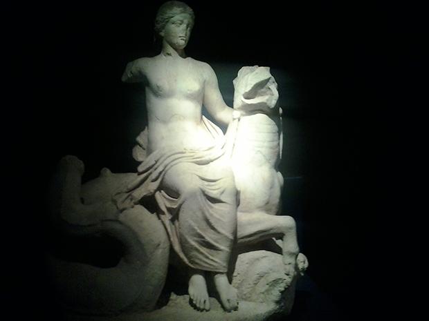 Mostri a Palazzo Massimo