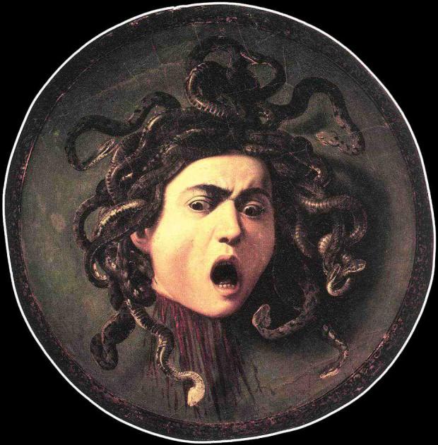 Gorgone di Caravaggio