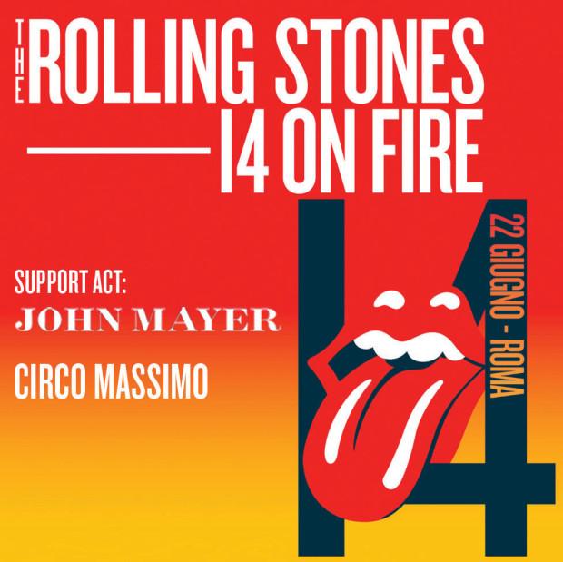 Rolling Stones - Roma - Circo Massimo