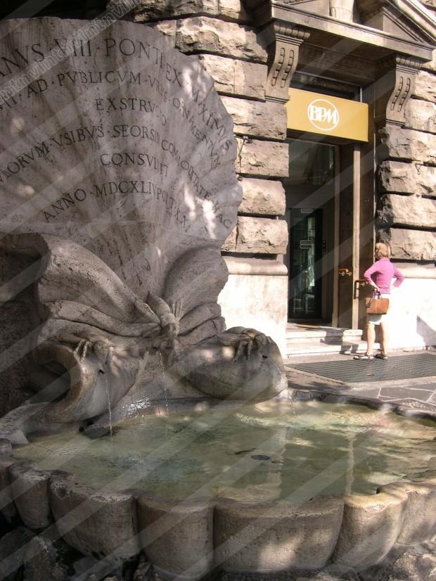 Bernini Fontana delle api