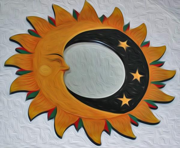 il sole e la luna