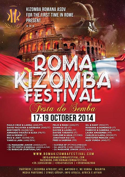 roma-Kizomba