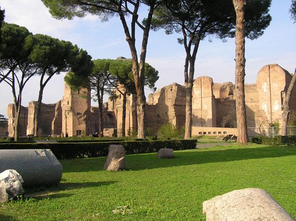 Terme-Di-Caracalla
