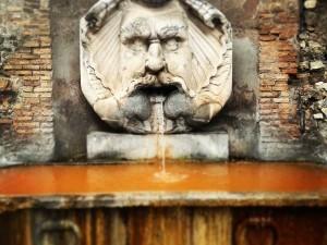 fontana giardino degli aranci (Munoz)