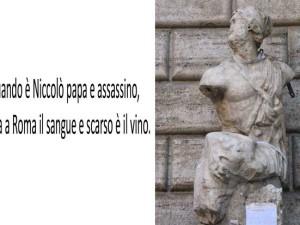 pasquinata Niccolò V