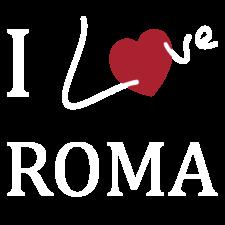 logo i-roma bianco