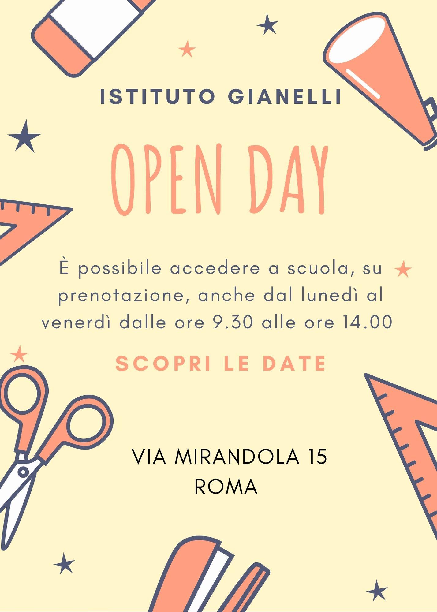 Open Day San Giovanni Roma