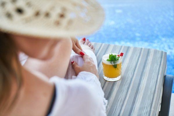hotel con piscina Roma - IRoma
