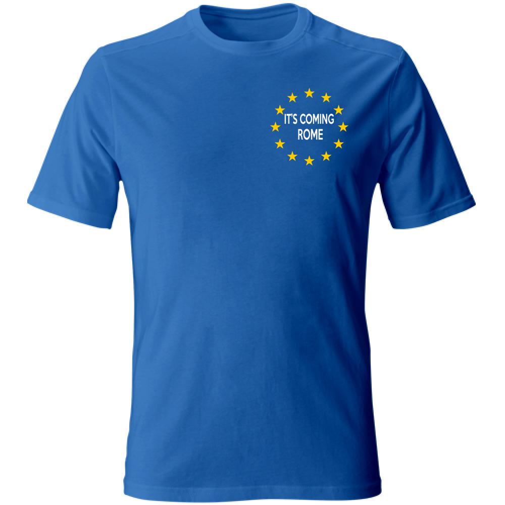 maglietta euro 2020 azzurra